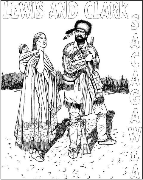 Printable Pictures Of Sacagawea 63