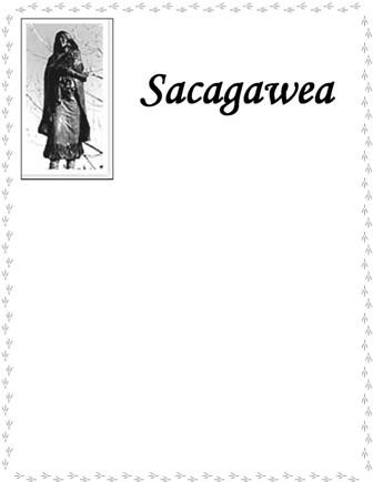 Printable Pictures Of Sacagawea 99